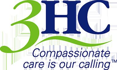 3HC Home Care Logo