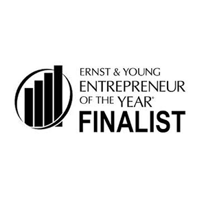 Ernst and Young Entrepreneur of the Year Finalist Award