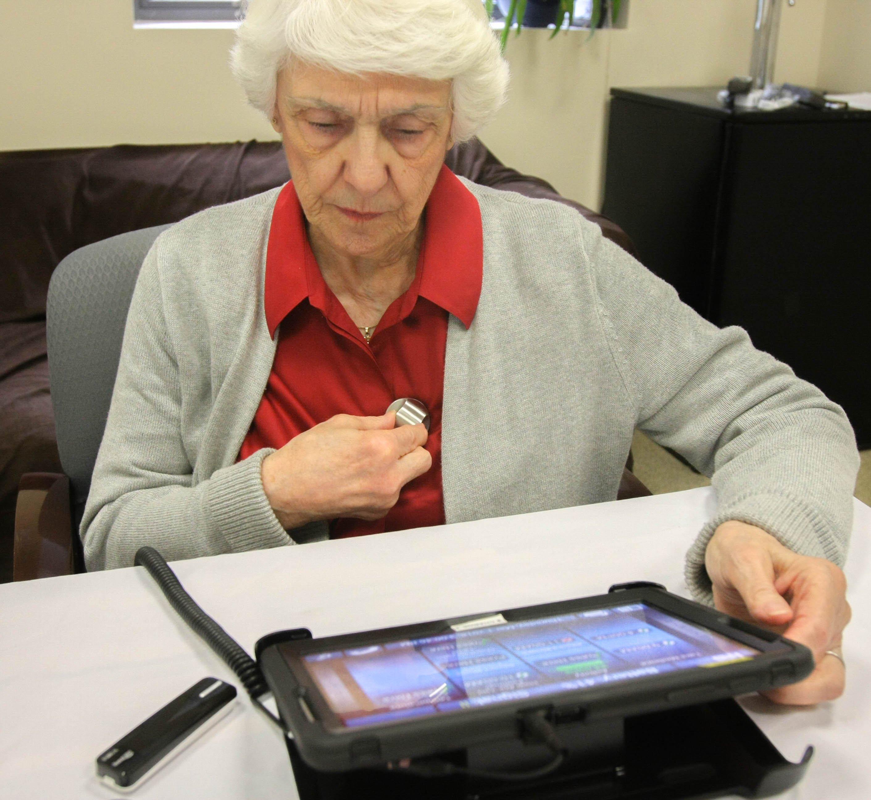 Catholic Health Tablet