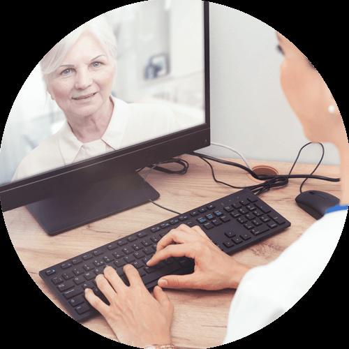 Home Health video call