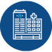 Hospital and Health System Icon