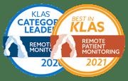 KLAS Award Logos