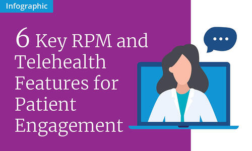 Six Key RPM and Telehealth Features