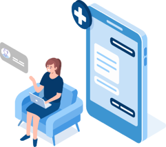 Reducing cost of care animation