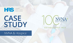 NVNA and Hospice Decreases Readmissions, Improves Patient Satisfaction