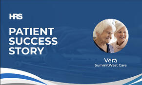 Patient Success Story: Vera
