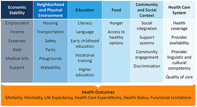 SDOH-Kaiser-Family-Foundation