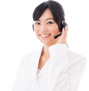 CareConnect support team member on phone