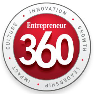 Entrepreneur 360 Innovation Award