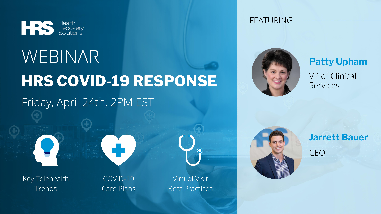 HRS COVID Response Webinar