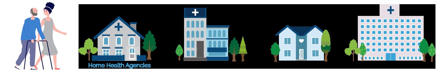 Home Health Agencies graphic