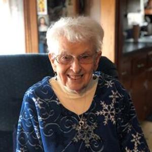 Marie Patient using telehealth
