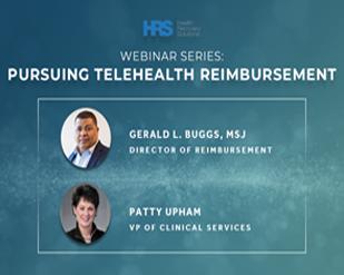 Pursuing telehealth reimbursement webinar