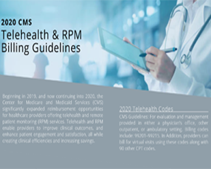 Telehealth and RPM billing guidelines